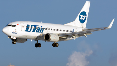 VP-BXR - Boeing 737-524 - UTair Aviation