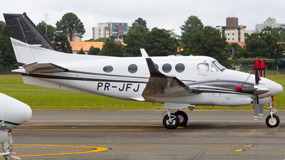 PR-JFJ - Beechcraft C90GTi King Air - Private