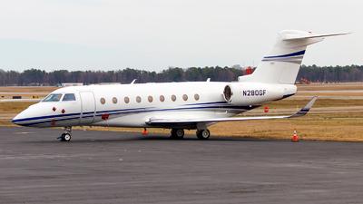 N280GF - Gulfstream G280 - Gulfstream Aerospace