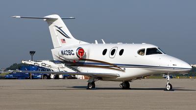 A picture of N42SC - Beech 390 Premier IA - [RB212] - © PeachAir