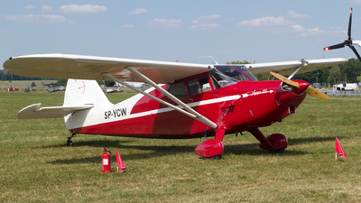 SP-YCW - Stinson 150 Voyager - Private