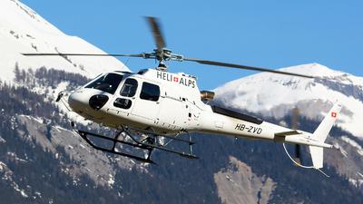 HB-ZVO - Eurocopter AS 350B3 Ecureuil - Heli Alps