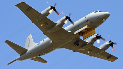 NZ4202 - Lockheed P-3K Orion - New Zealand - Royal New Zealand Air Force (RNZAF)