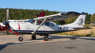 LN-ACZ - Cessna U206G Stationair - Private