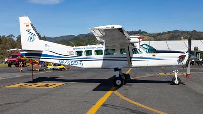 HK-3200-G - Cessna 208 Caravan - Colombia - Aeronautica Civil
