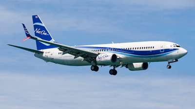 HS-NGP - Boeing 737-8Q8 - NewGen Airways