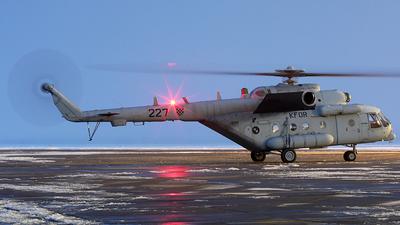 227 - Mil Mi-171Sh Baikal - Croatia - Air Force