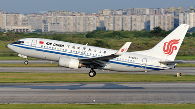 B-5297 - Boeing 737-79L - Air China