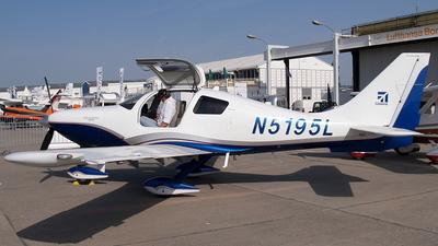 N5195L - Cessna 400 Corvalis TT - Cessna Aircraft Company
