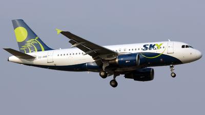 CC-AHD - Airbus A319-111 - Sky Airline
