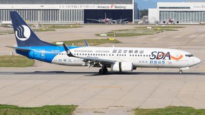 B-7978 - Boeing 737-85N - Shandong Airlines