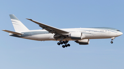 VP-CAL - Boeing 777-2KQLR - Aviation Link