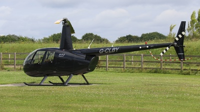 G-CLBY - Robinson R44 Raven II - Private