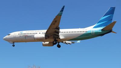 PK-GMK - Boeing 737-8U3 - Garuda Indonesia