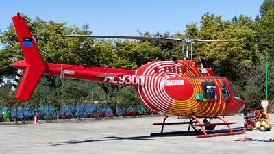 HL9301 - Agusta-Bell AB-206B JetRanger II - The SKY