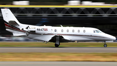 N647QS - Cessna 560XL Citation Excel - NetJets Aviation
