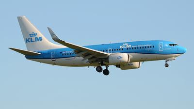 PH-BGF - Boeing 737-7K2 - KLM Royal Dutch Airlines