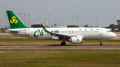 B-308V - Airbus A320-251N - Spring Airlines