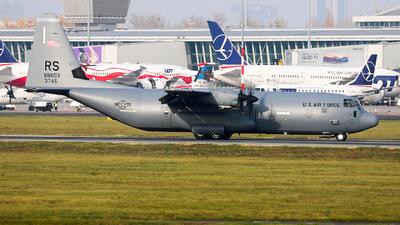 08-8603 - Lockheed Martin C-130J-30 Hercules - United States - US Air Force (USAF)