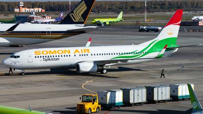 EY-777 - Boeing 737-8GJ - Somon Air