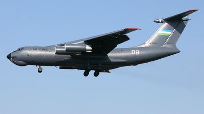 UK-76008 - Ilyushin IL-76MD - Uzbekistan - Air Force