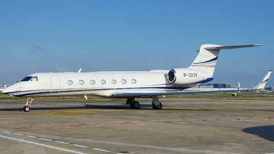 B-3239 - Gulfstream G550 - Private
