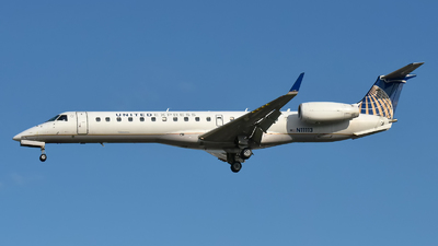 N11113 - Embraer ERJ-145XR - United Express (Trans States Airlines)