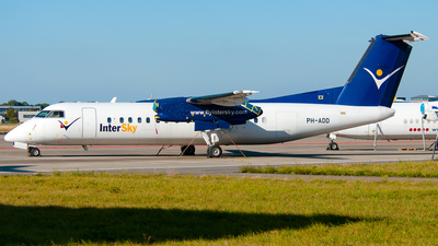 PH-ADD - Bombardier Dash 8-Q314 - InterSky