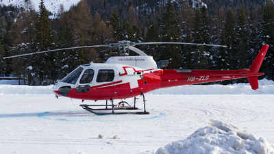 HB-ZLG - Eurocopter AS 350B3 Ecureuil - Swiss Helicopter AG
