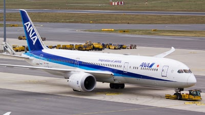 JA880A - Boeing 787-9 Dreamliner - All Nippon Airways (ANA)