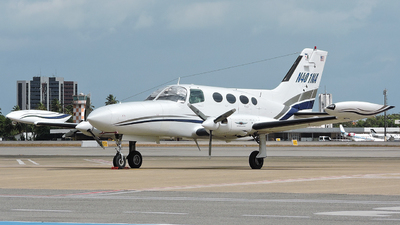 N401NA - Cessna 402B - Private
