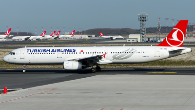 A picture of TCJRJ - Airbus A321231 - Turkish Airlines - © Alp AKBOSTANCI