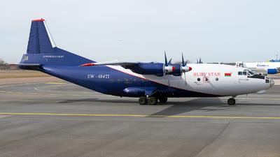 EW-484TI - Antonov An-12BK - RubyStar