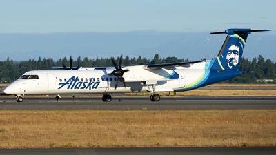 N445QX - Bombardier Dash 8-Q402 - Alaska Airlines (Horizon Air)
