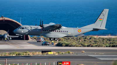 GHF552 - Airbus C295M - Ghana - Air Force