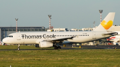 LY-VEI - Airbus A320-233 - Thomas Cook Airlines (Avion Express)