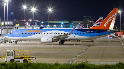 G-FDZZ - Boeing 737-8K5 - Sunwing Airlines (TUI)