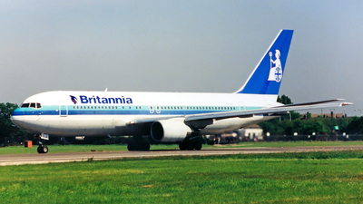 ZK-NBJ - Boeing 767-204(ER) - Britannia Airways