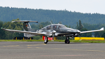 D-IBEC - Diamond Aircraft DA-62 - Private