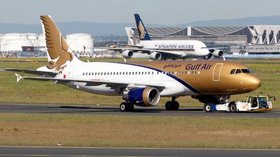A9C-AQ - Airbus A320-214 - Gulf Air