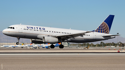 N470UA - Airbus A320-232 - United Airlines