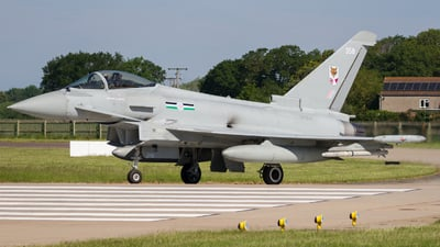 A picture of ZK358 - Eurofighter Typhoon FGR.4 -  - © James Henson