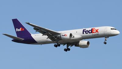 N995FD - Boeing 757-2Q8(SF) - FedEx