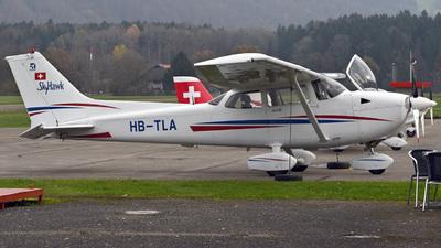 A picture of HBTLA - Cessna 172R Skyhawk II - [17281159] - © Mirko Bleuer
