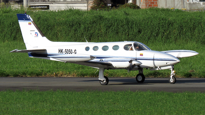 HK-5050-G - Cessna 340A - Private