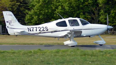 N7722S - Cirrus SR22-GTS Turbo - Private
