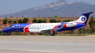 SX-DGM - Embraer ERJ-135BJ Legacy 600 - GainJet Aviation