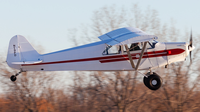 N19PD - Wag-Aero Sportsman 2+2 Special - Private