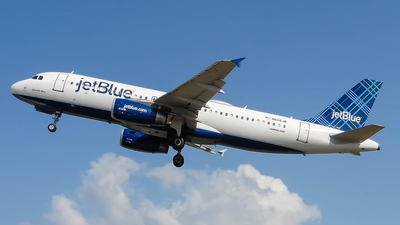 N606JB - Airbus A320-232 - jetBlue Airways