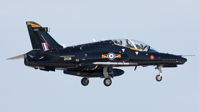 ZK018 - British Aerospace Hawk T.2 - United Kingdom - Royal Air Force (RAF)